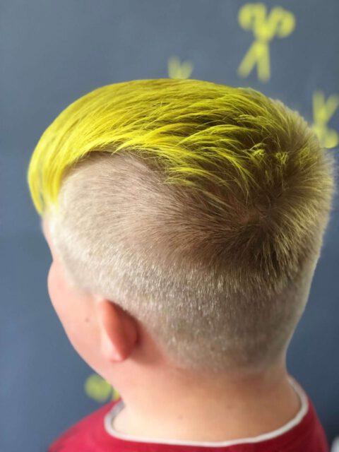 Kundenfoto Mut zur Farbe - gelb